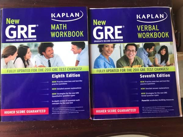 Photo GRE and TOEFL BooksCDs - $200 (Redondo Beach)