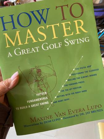 Photo How to Master a Great Golf Swing - $7 (Encino, CA)