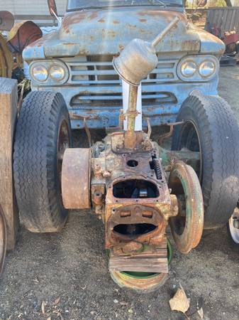 Photo John Deer H - $500 (Twin oaks)