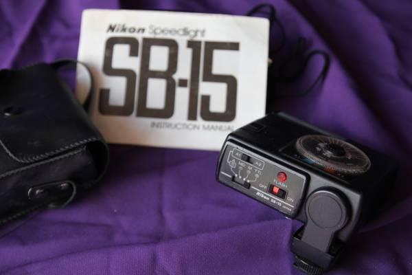 Photo Nikon Camera Flash - $20 (STUDIO CITY)
