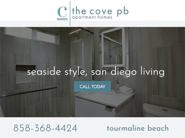 Photo RENOVATIONS COMPLETE gt BE 1st TO LIVE HERE gtgtgt The Beach Life (Turquoise Street - North PB, LaJolla)
