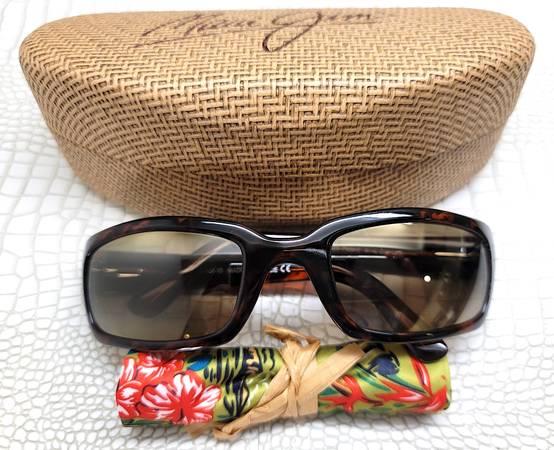 Photo Rare Vintage Unused Maui Jim MJ-140-10 Glass Lenses France - $459 (Irvine Ca)