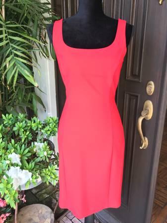 Photo Red dress Size M - $50 (Calabasas)