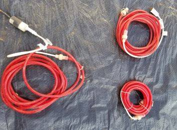 Photo Rope and Strand Christmas lights in multiple colors - $10 (Sunset Beach)