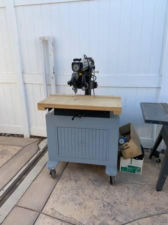 Photo Sears Craftsman 12 Radial Saw - $150 (Northridge)