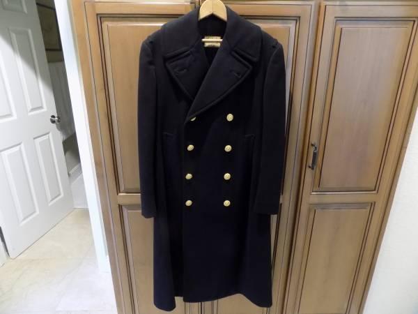 Photo US Navy Officer Bridge Coat in Excellent Condition - $150 (Escondido, CA)