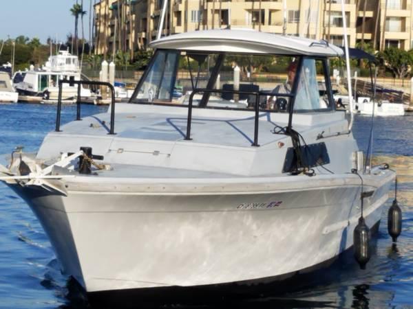 Photo Uniflite 2839 Diesel Dive Boat - $28,000 (Huntington Beach)