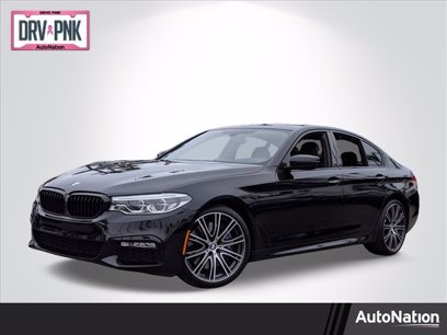 Photo Used 2017 BMW 540i  for sale
