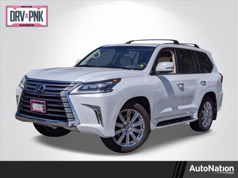 Photo Used 2017 Lexus LX 570 4WD for sale