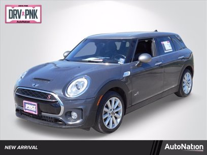 Photo Used 2017 MINI Cooper Clubman S ALL4 for sale