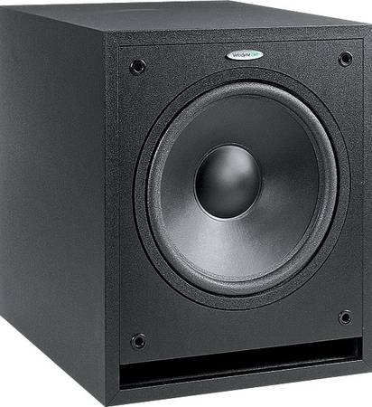 Photo Velodyne CHT 12 Subwoofer, Serious Bass, Great Condition - $250 (Vista)