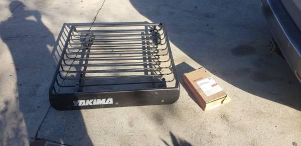 Photo Yakima loadwarrior basket - $250 (Anaheim)