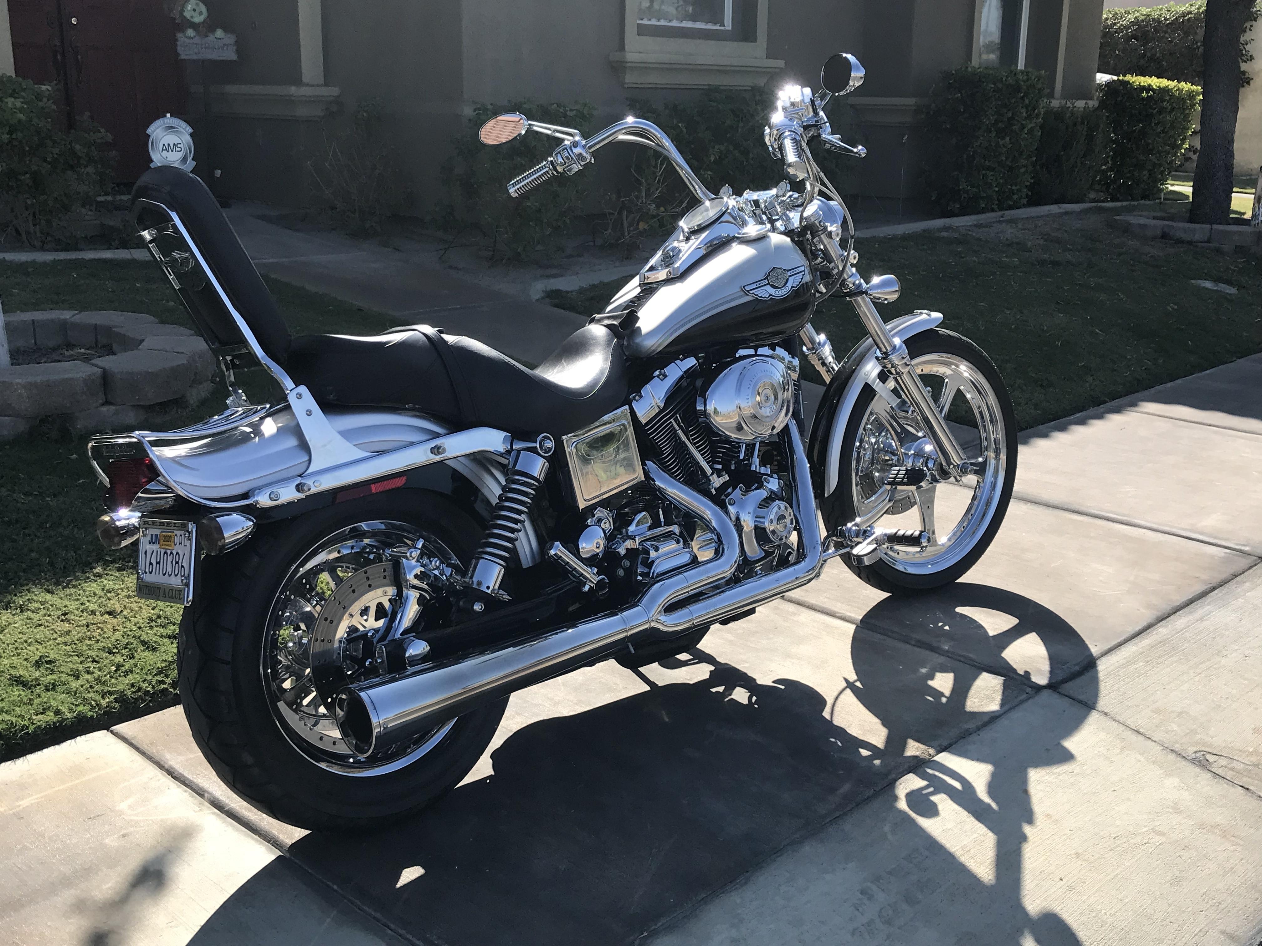 Photo 2003 Harley-Davidson DYNA WIDE GLIDE ANNIVERSARY EDITION $6799172.01172.01