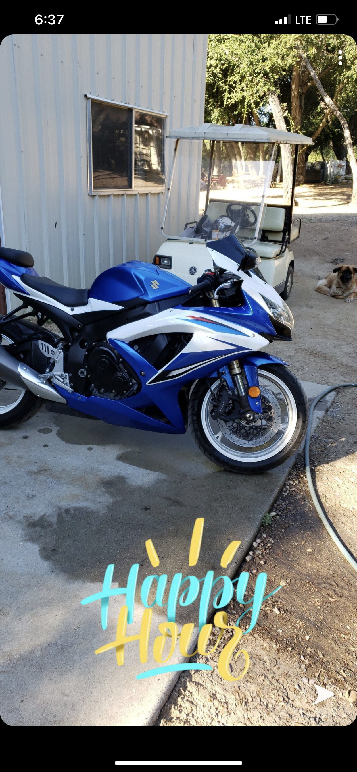 Photo 2009 Suzuki GSX-R 600 $4000101.20101.20