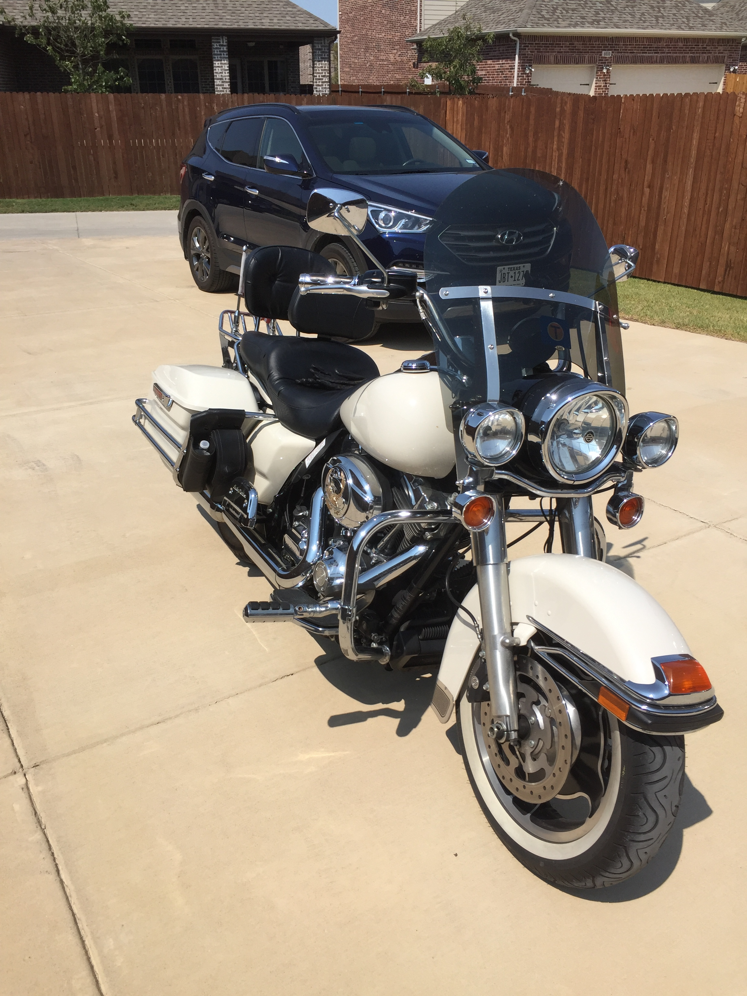 Photo 2012 Harley-Davidson ROAD KING POLICE $12500