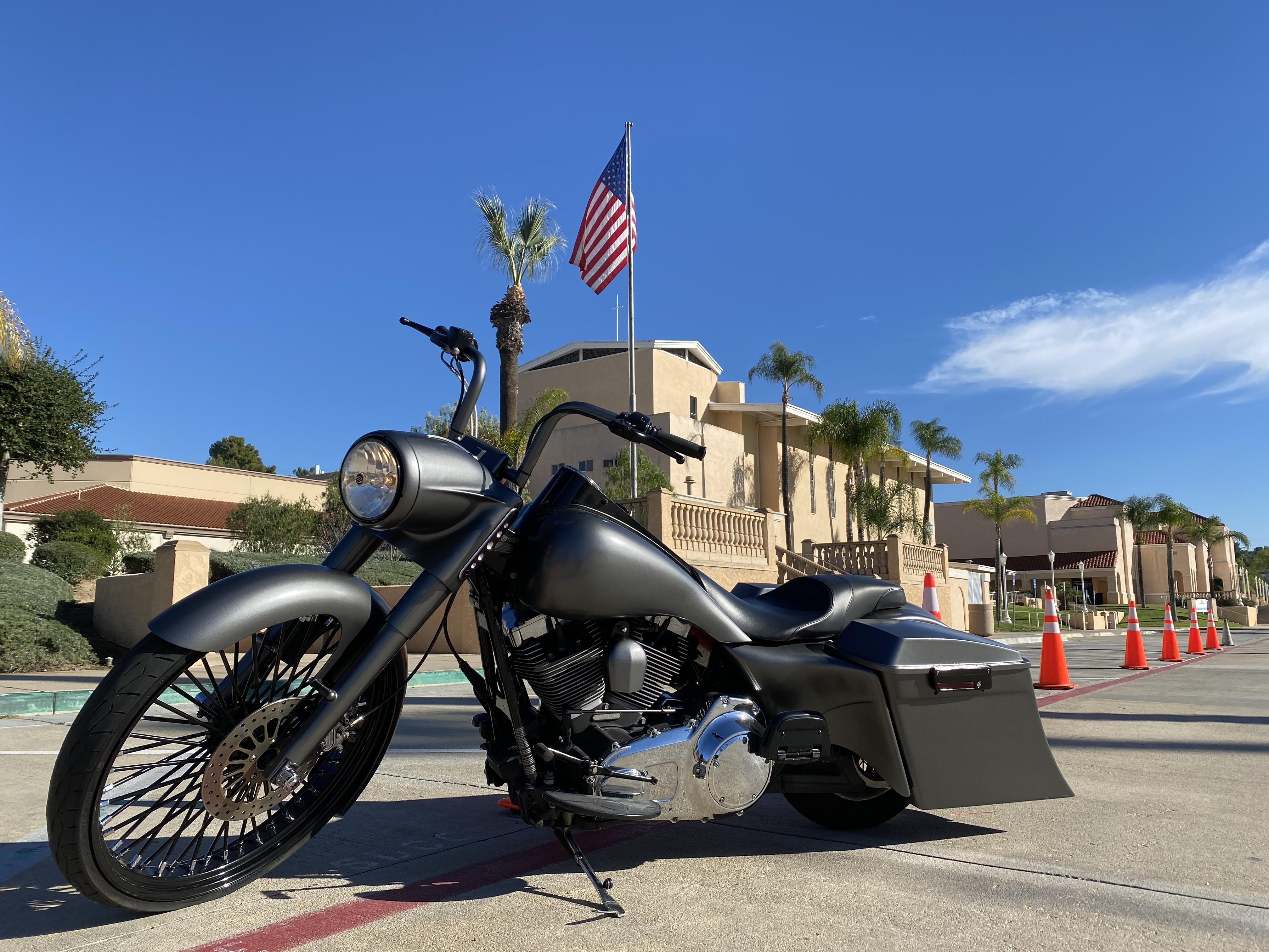 Photo 2007 Harley-Davidson ROAD KING CUSTOM $23000381.80381.80