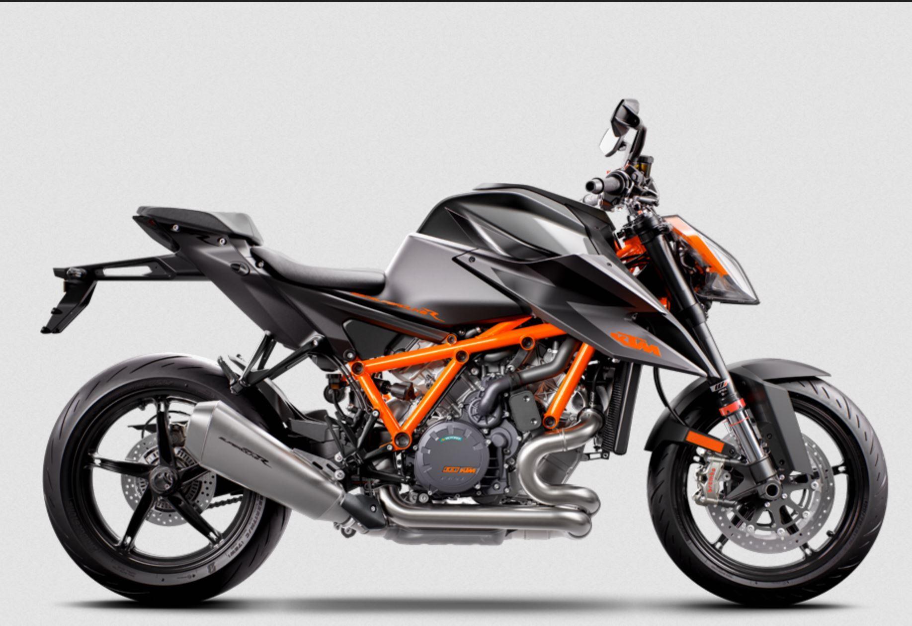 Photo 2020 KTM 1290 SUPER DUKE R $18699