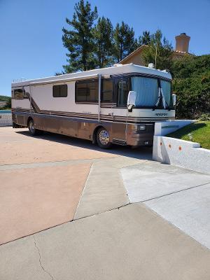 Photo 1994 Hawkins Motor Coach SPECIAL EDITION 40 $32500