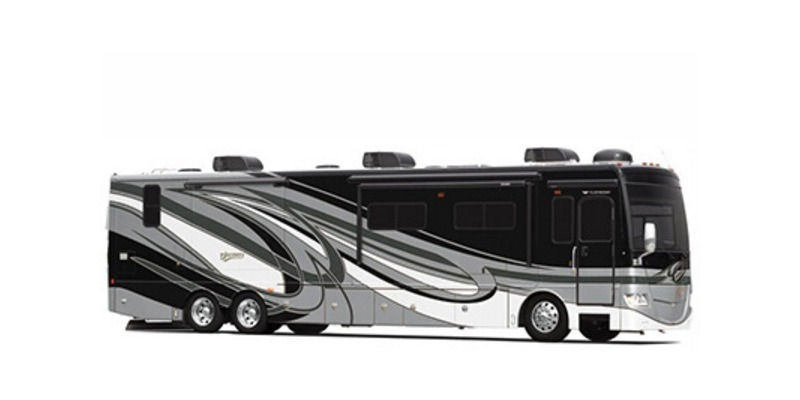 Photo Used 2013 Fleetwood Class A RV  $133600