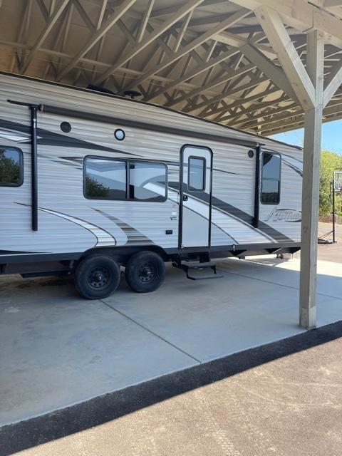 Photo Used 2019 Eclipse Recreational Vehicles Toy Hauler RV  $28500