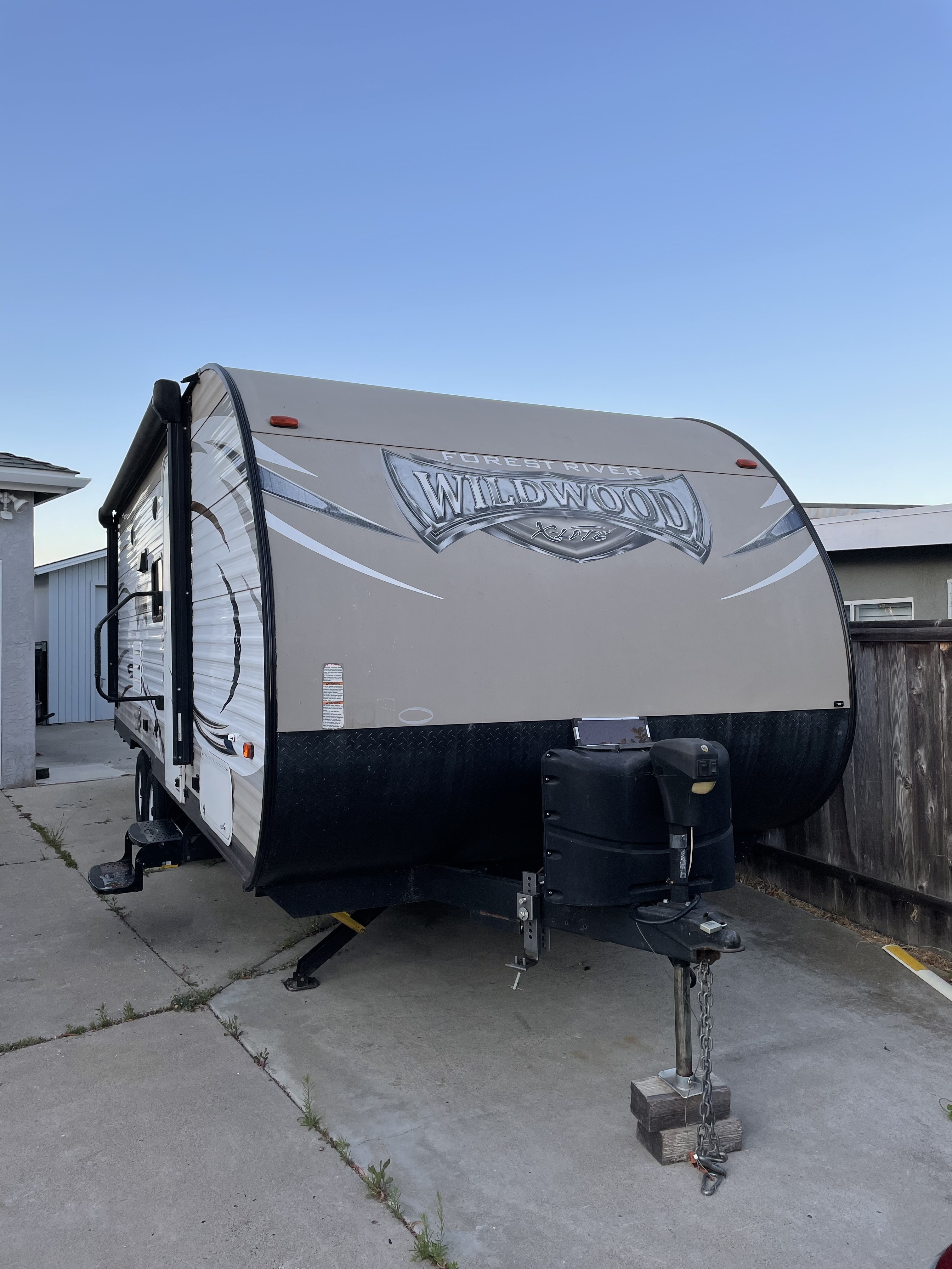Photo Used 2016 Forest River Travel Trailer RV  $17500