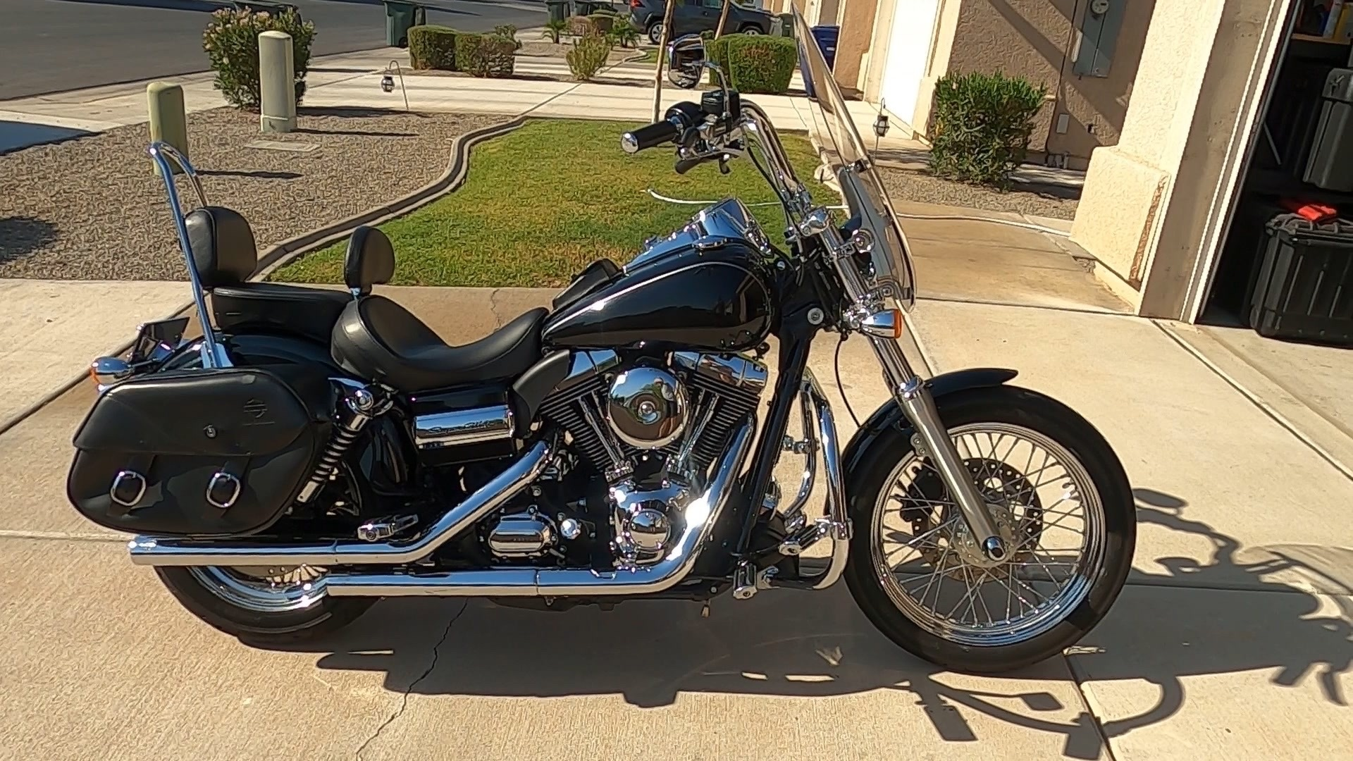 Photo Used 2012 Harley-Davidson Custom Motorcycle  $12000