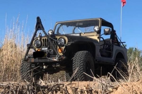 Photo loaded 1983 Jeep Cj7 - $10,500 (Holtville)