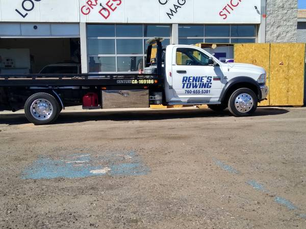 Photo tow truck service - $70 (el centro ca)
