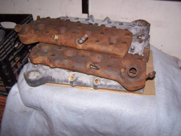Photo 1948 - 1953 Ford Flathead Engine  Transmission Parts (Indianapolis)