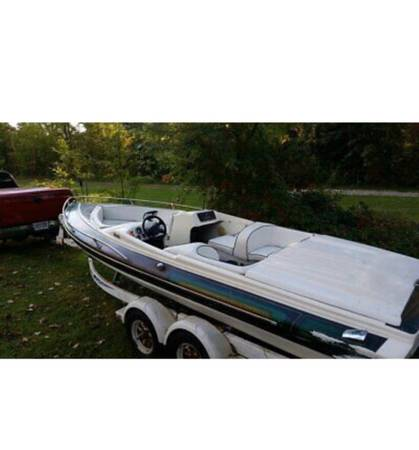 Photo 1978 Open Bow Jet Boat - $4,000 (Amo)