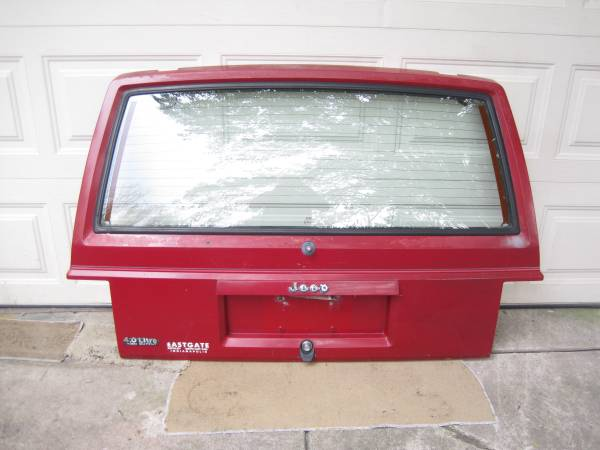 Photo 1997 -01 Jeep Cherokee Liftgate - $100 (SE INDY)