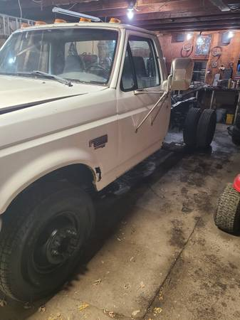 Photo 1997 Ford dually F Super Duty - $1,800 (Sharpsville)
