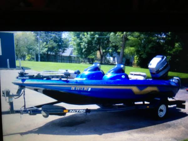 Photo 1997 Nitro Bass boat IS SOLD SOLD - $7000 (Bloomington)