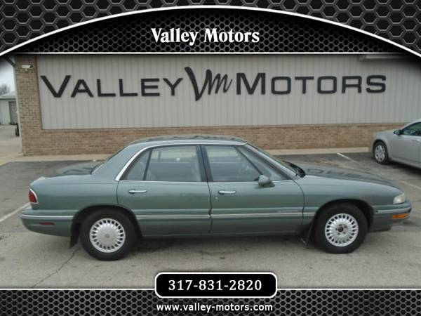 Photo 1999 Buick LeSabre Limited - $2695 (Mooresville, IN)