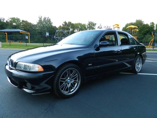 Photo 2000 BMW E39 M5 - $25,000 (Greenwood, IN)
