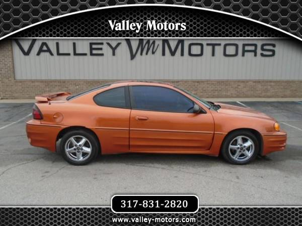 Photo 2003 Pontiac Grand Am GT coupe - $3670 (Mooresville, IN)