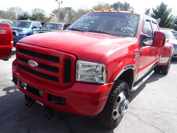 Photo 2006 Ford F350 Dually 4x4 quot$2999.00 downquot (greenwoodindianapolis)