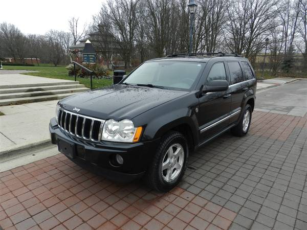 Photo 2007 Jeep Grand Cherokee Limited 4X4  Loaded  Local Trade In - $4,990 (Carmel, IN)