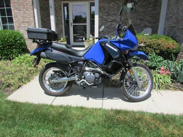 Photo 2009 Kawasaki KLR 650 - $3,550 (Fishers)
