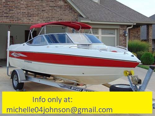 Photo 2039 stingray 195 lx well maintained - $2,200