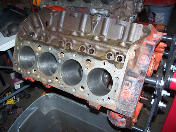 Photo 5.0 L 305 CI SHORT BLOCK WITH ALL NEW PARTS READY TO ASSEMBLE CHEVY - $195 (Indianapolis)