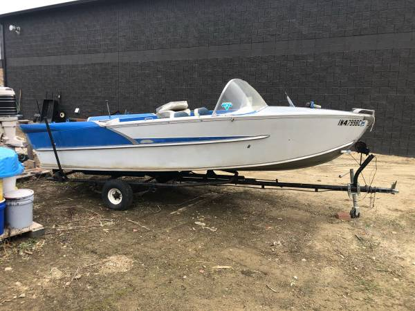 Photo 58 Feather craft clipper deluxe boat trade - $4,500
