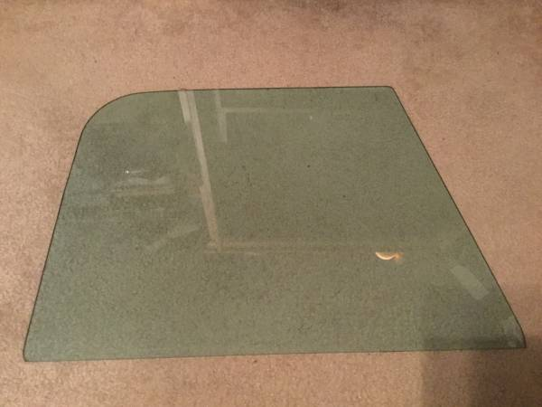 Photo 69 - 72 Chevy C10 CST Pickup Soft Ray Drivers Side Window - $40 (Brownsburg - Indy West)