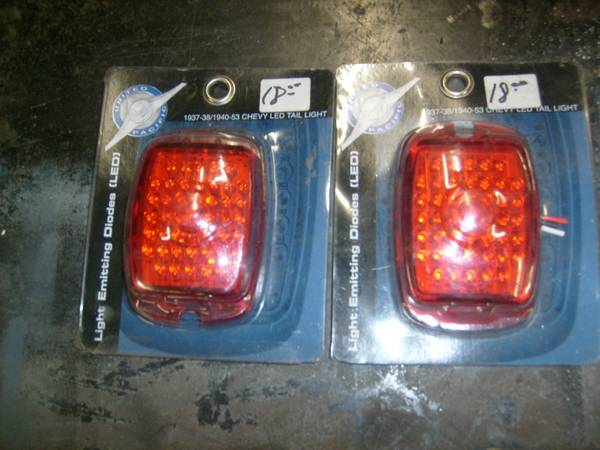 Photo 937-53 Chevy L.E.D. tail lights - $30 (anderson)