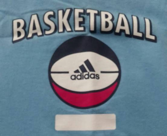 Adidas basketball shirt - $25 (Indianapolis)