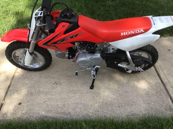 Photo BRAND NEW HONDA CRF50 - $2,100 (Greenwood)