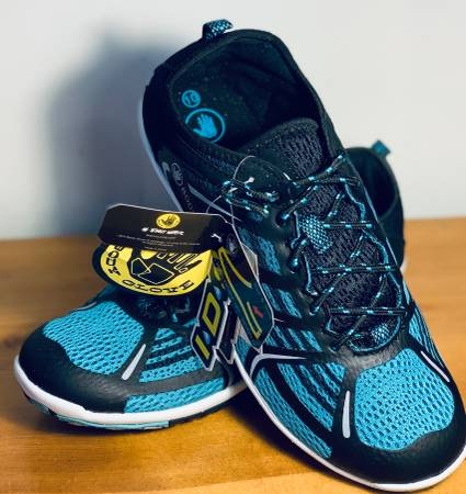 Photo Body Glove Dynamo Rapid Multi-Sport Water ShoesBlackBasis Blue W10 - $35 (Castleton)