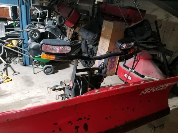 Photo Boss RT3 snow plow - $1,500 (Indianapolis)