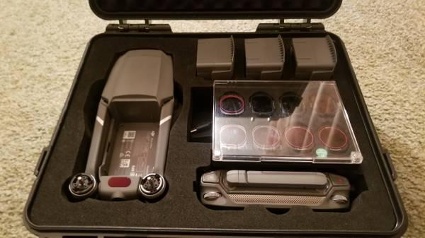 Photo DJI Mavic 2 Pro drone bundle - $1,500 (French Lick)