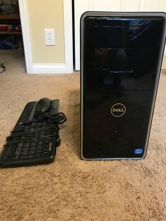 Photo Dell Inspiron 660 Desktop Intel Core i5-3330 8GB DDR3 RAM - $100 (Carmel)